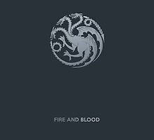 iFire and Blood by thecrimsonpig