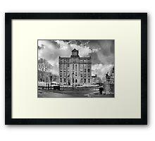 Eagley Mill Framed Print