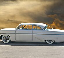1954 Lincoln Capri Custom I by DaveKoontz