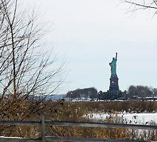 Statue of Liberty by Kimberly Palmer