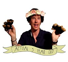 Benedict - Flower Crown by thrandys-crown