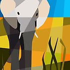 Elephant  by nuuk
