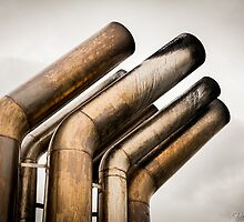Pipes by Cédric Tourasse