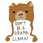 Don't be a drama llama - Danisnotonfire by d-aisy