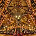 leaden hall market london by Art Hakker Photography