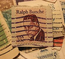 Nobel Peace Prize Recipient - Ralph Bunche by aprilann