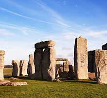 Stonehenge... again. by paul k