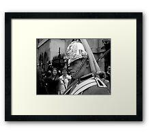 The Household Cavalry Framed Print