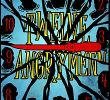 Twelve Angry Men by dapcat