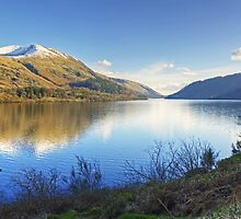 Thirlmere,The Lake District by VoluntaryRanger