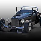 1927 Ford Roadster by DaveKoontz