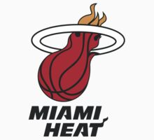 NBA... Basketball Miami Heat by artkrannie