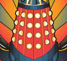 Dalek Nouveau Sticker