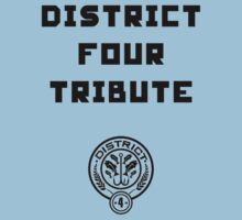 District 4 tribute - Hunger Games by MarcoMellark