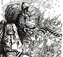 Heavy Metal Megatron by EmperorDinodude