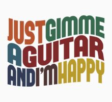 Gimme A Guitar by Wordy Type