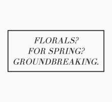 Florals For Spring by RawDesigns