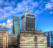 City of London by DavidHornchurch