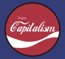 Enjoy Capitalism (a) by ColaBoy