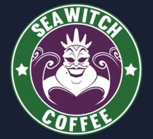 Sea Witch Coffee by Blair Campbell