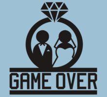 Game Over - Wedding by nektarinchen