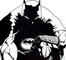 Shadow Bat by EmperorDinodude