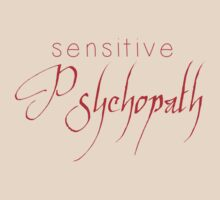 sensitive psychopath by sabriiel