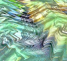 Liquid Topography by kenspics