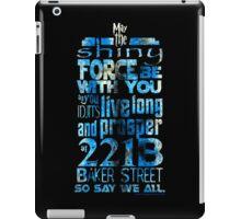 Fandom Motto iPad Case/Skin