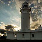 Macquarie lighthouse by hannasaba
