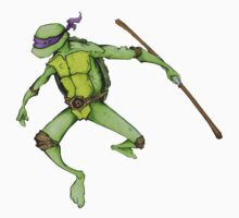 TMNT Donatello by JoeWood
