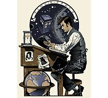 Daydreaming Doctor Photographic Print
