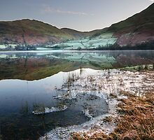Brothers Water by English Landscape Prints