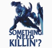 Draven - Something need killin'? by CataRB