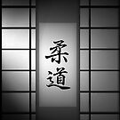 Judo - Black and White 01 by soniei