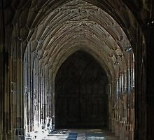 Gloucester Cloister by Yampimon