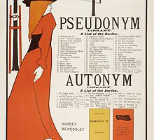 Poster for 'The Pseudonym and Autonym Libraries' by Bridgeman Art Library