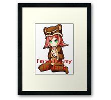 Annie League of Legends Framed Print