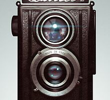 vintage camera by lorenzomilito