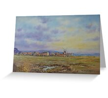 Cley Mill, Cley-Next-To-Sea, Norfolk Greeting Card