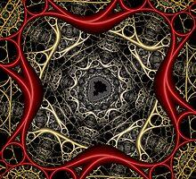Neural Net III by Ross Hilbert
