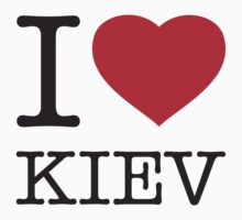 I ♥ KIEV by eyesblau