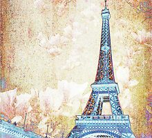 Eiffel Tower by Haconp