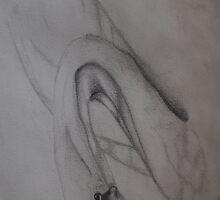 Swan  by textilestalk