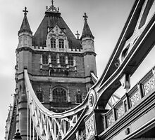 London Tower Bridge by maophoto