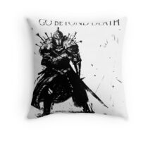 New Hero for a New Time Throw Pillow