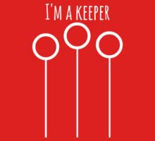 I'm A Keeper by lmentary