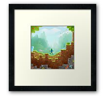 The Adventure Continues... Framed Print