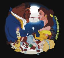 Belle Kills Cinderella by JaySb
