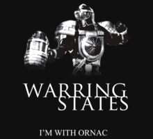Warring States - I'm With Gridon (Aesir Edition) by cyclestogehenna